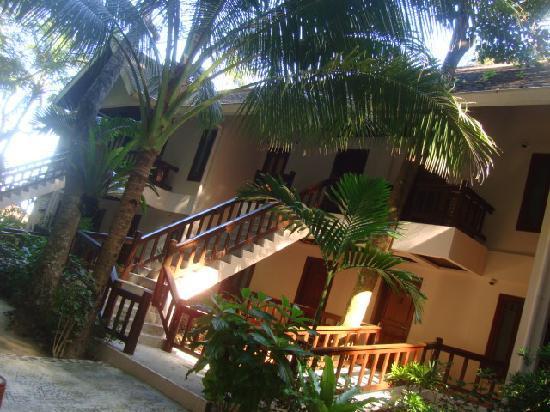 El Nido Resorts Lagen Island: Forest Rooms