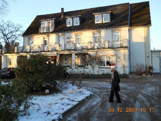 Arnimsruh Hotel Garni: Il Garni dall'esterno