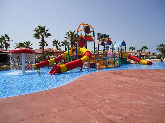 Laguna Park 1: One of the Childrens Areas at Aqualand