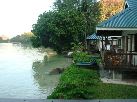 Iles des Palmes Eco Resort: le matin au lever !!
