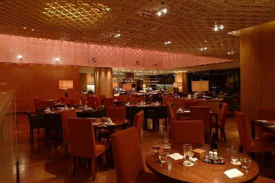 Hyatt Regency Kyoto : The Grill for Morning Breakfast