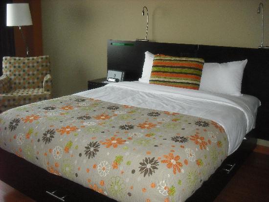 Hotel Must: La chambre