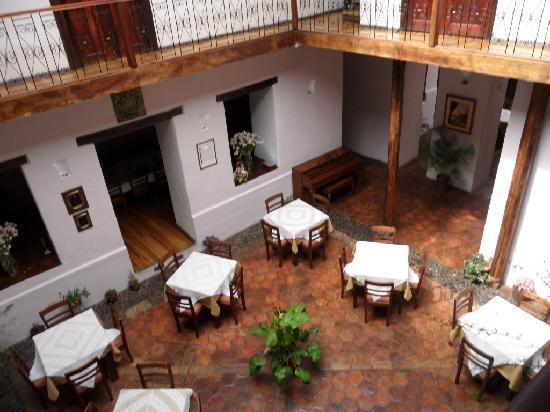 Casa Ordonez: Dining Room