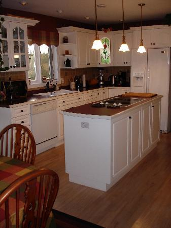 Gray Gables Bed and Breakfast: Kitchen