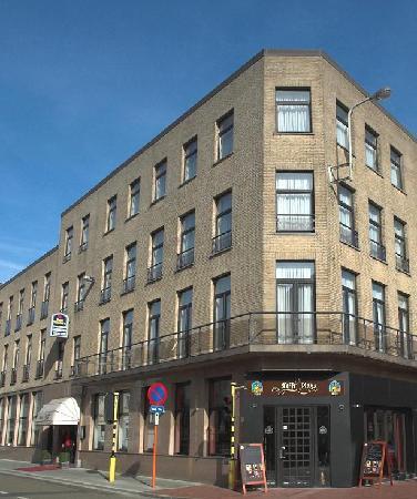 Hotel Richmond Blankenberge: Front