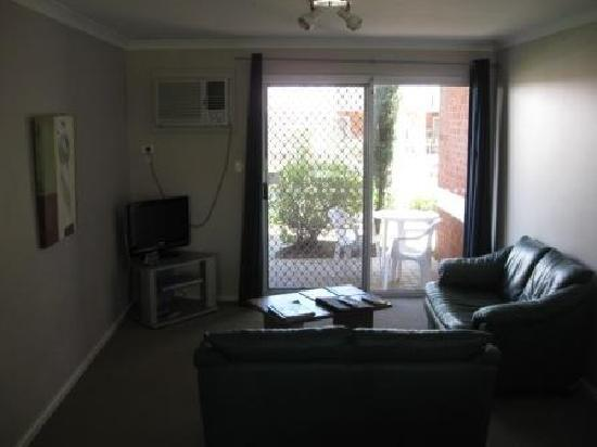 Quest South Perth: Living Room