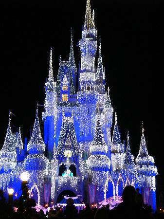 Castle At Christmas Picture Of Disney S Pop Century