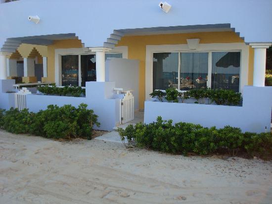 IBEROSTAR Paraiso Del Mar: beachfront room
