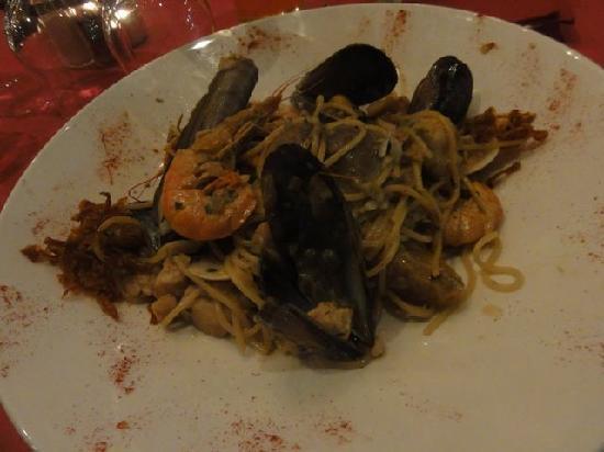 Papannis Italian Restaurant: Dish