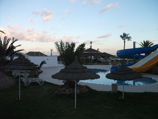Hotel Royal Nozha: The Waterslides