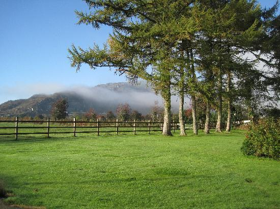 Autumn View at Rear of Salmon Leap Farm
