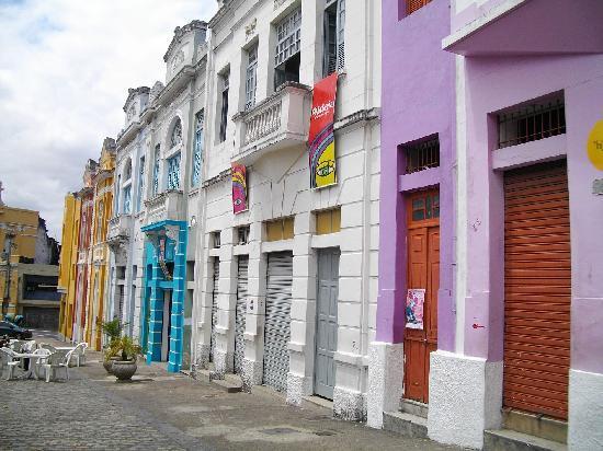 Joao Pessoa, PB: Centro histórico