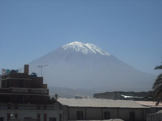 Arequipa, Peru: vu de santa catalina