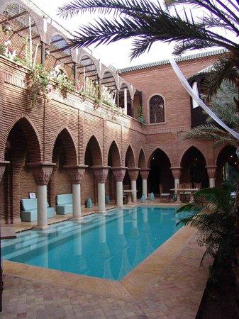 La Sultana Marrakech: La piscine zen