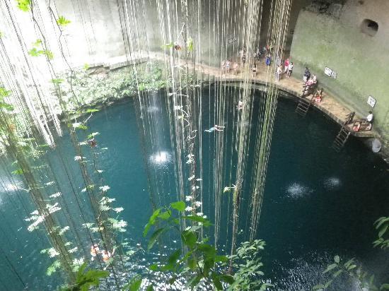 Chichén Itzá: Il Kil cenote