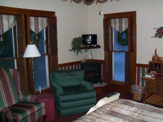 Whitehall, MI: Cygnet Suite at the White Swan Inn