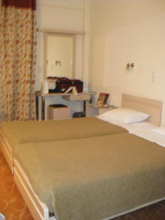 Hotel ABC: The room