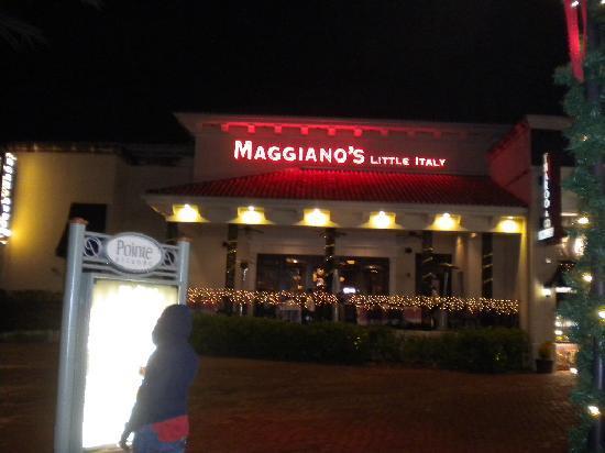 Italian Restaurant International Drive