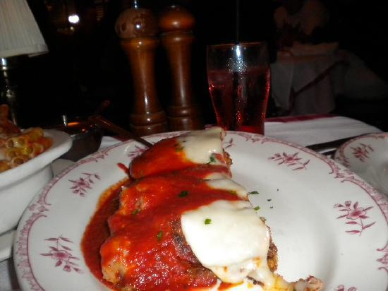 Braised Beef Cannoli - Picture of Maggiano's Little Italy ...
