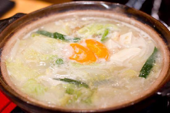 Tori Matsu Restaurant: hotpot