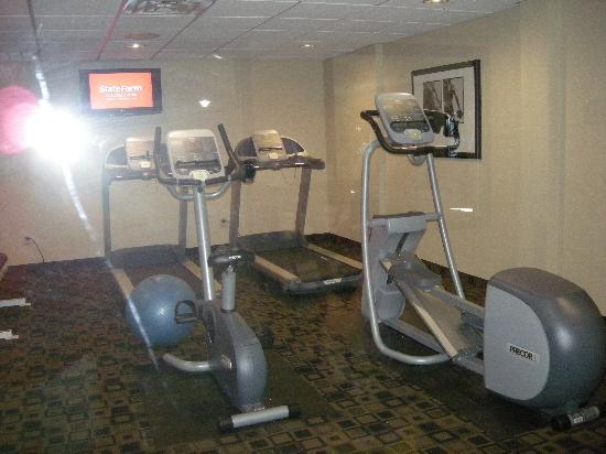 Holiday Inn South Plainfield - Piscataway: Fitness Center