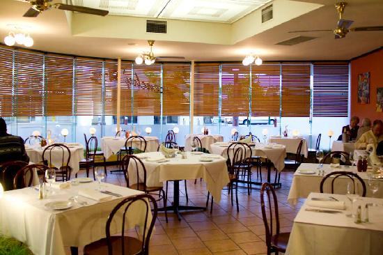 Frenchy's Bistro: Inside the restaurant