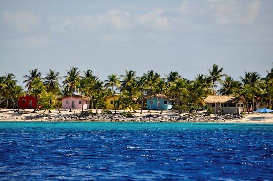 Casa de Campo: Saona Island-snorkel tour