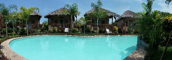 Hotel Le Zahir Lodge Nosy Be : zahir lodge