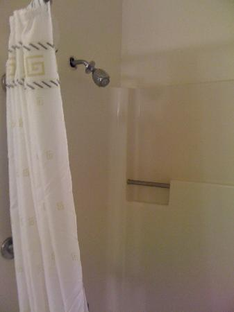 Econo Lodge Bay Breeze: shower