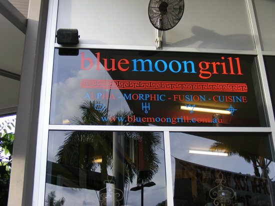 Blue Moon Grill : Worth a visit!