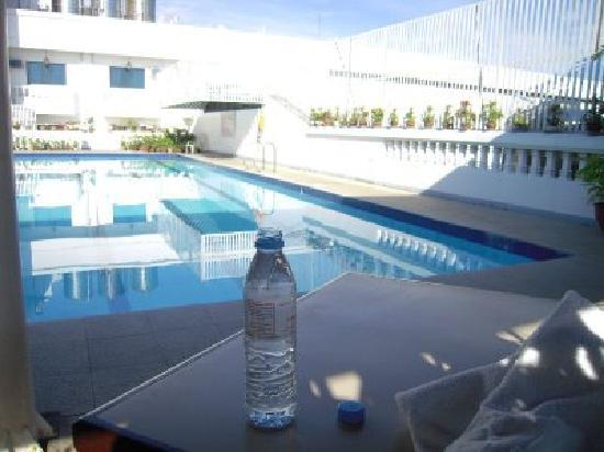 Grand Menseng Hotel: Pool