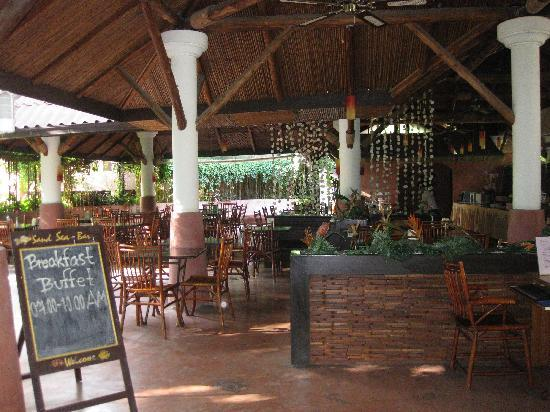 Loma Resort & Spa: Der Frühstücksbereich
