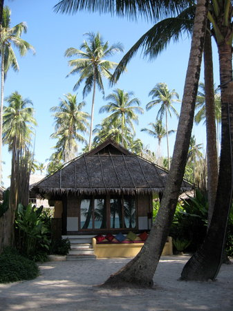 Tinkerbell Privacy Resort: The lovely beachfront villas