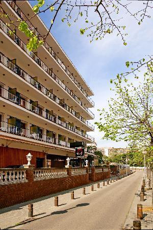 Hotel Guitart Park III: Hotel