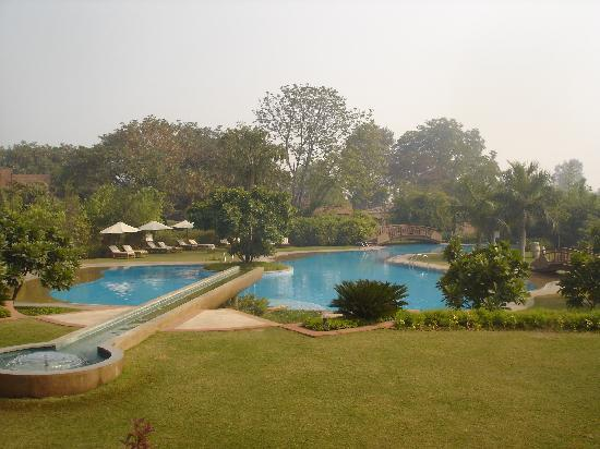 Westin Sohna Resort and Spa: da pool