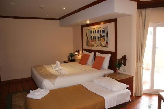 Pacific Club Resort : chambre