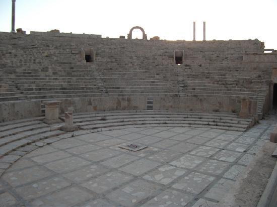 Al Khums, Libya: Leptis Magna, Libya
