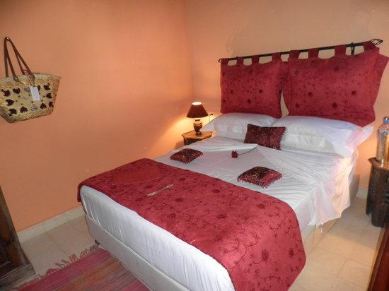 Riad Majorelle: Double Bedroom
