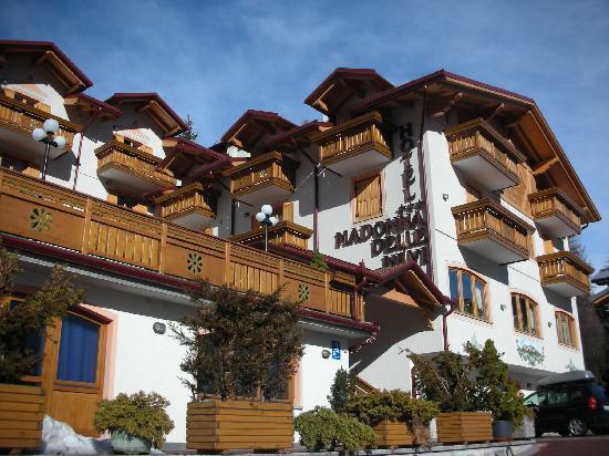 Folgarida, Italia: das hotel
