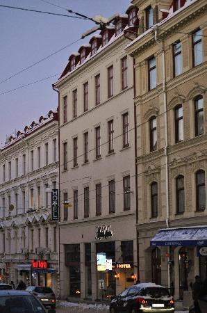 Frulle bild fr n hotel vasa g teborg tripadvisor for Hotel vasa gothenburg