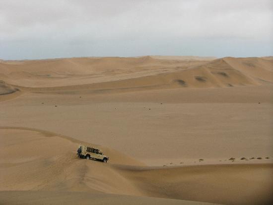 Swakopmund, Namibia: You parked where?