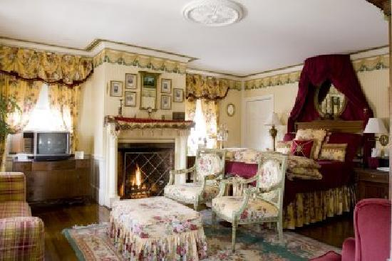 Inn by the Bandstand: Devonshire Junior Suite