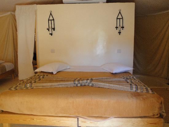 Kebili, Τυνησία: la chambre