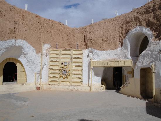 Matmata, Tunisia: tournage stars wars