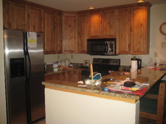 Simba Run Vail Condominiums : Küche