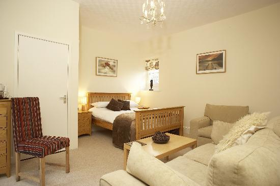Barrasford Arms - Double Room