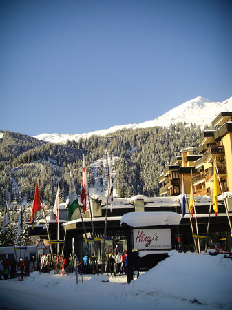 Restaurant Hanggi's Davos