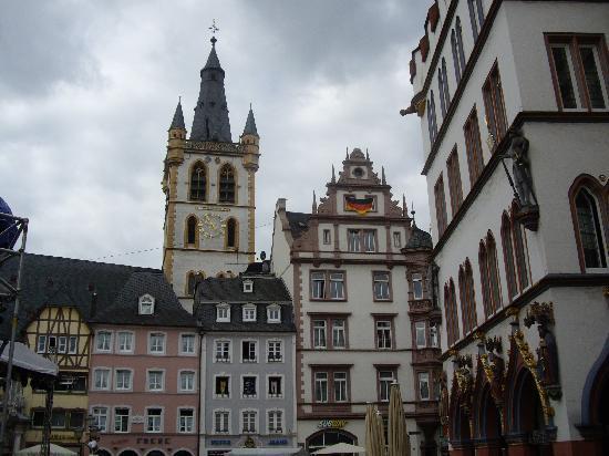 Trier, Deutschland: Town centre