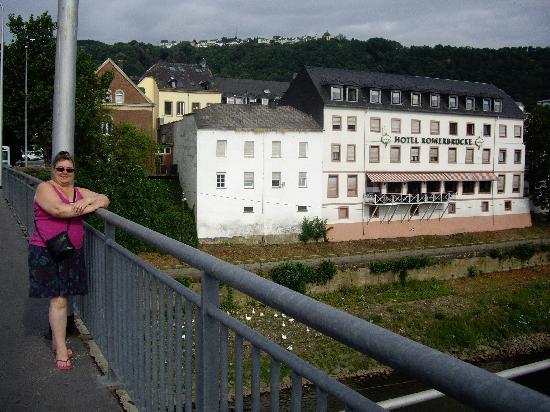 Hotel Römerbrücke: Hotel Romerbrucke