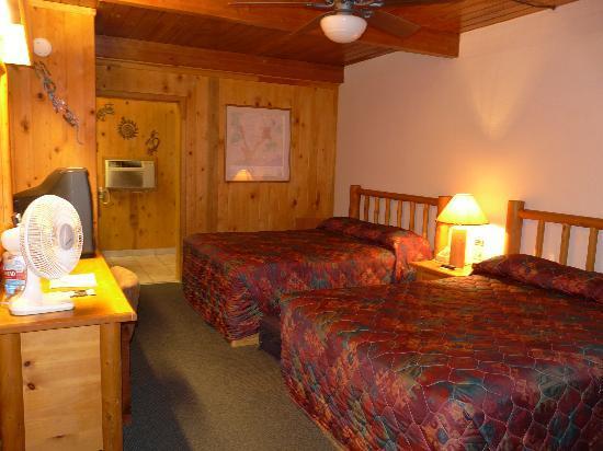 Big Horn Lodge: Chambre